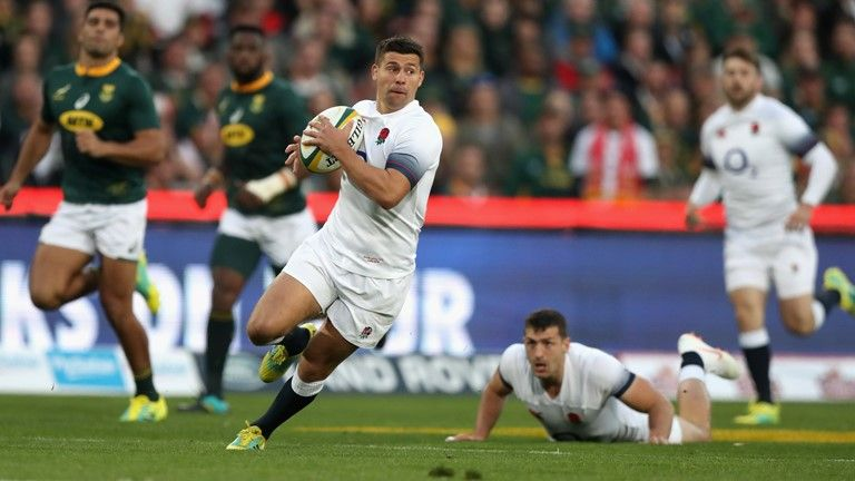 How to watch England vs South Africa rugby live: stream the third test from anywhere
