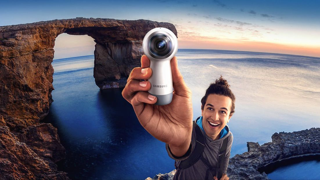 best loved ac310 7e7dd Best 360-Degree Cameras of 2019 (Including 4K and Mobile Cameras ...