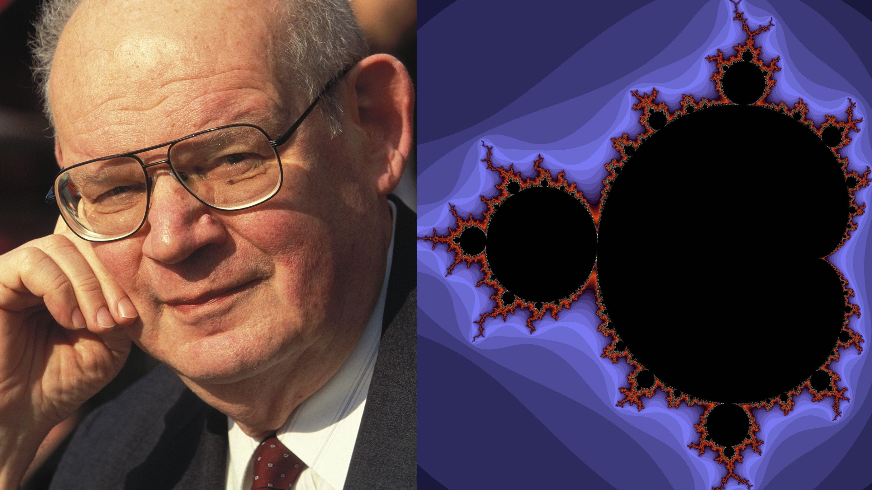 Happy birthday to Benoit Mandelbrot, the discoverer of fractals thumbnail