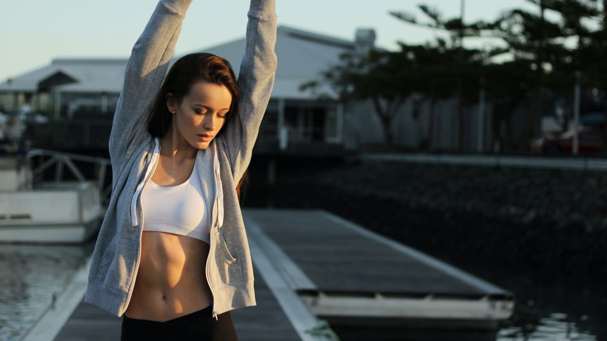 Watch: The 30-minute full-body home workout that doesn't need any kit