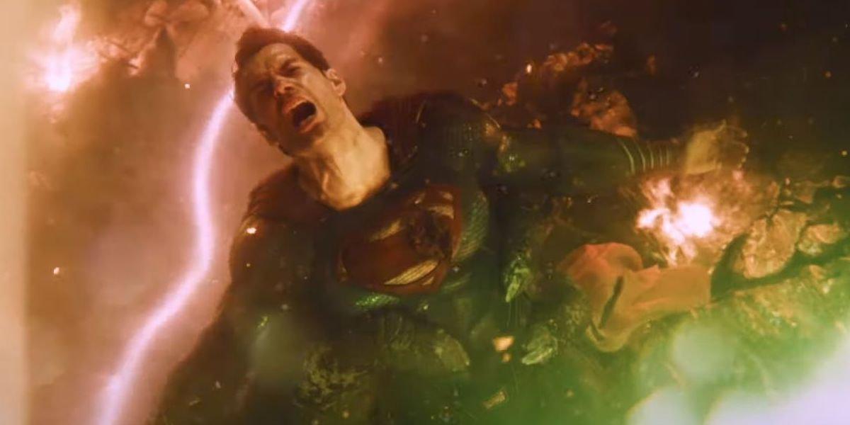 Superman's Sacrifice