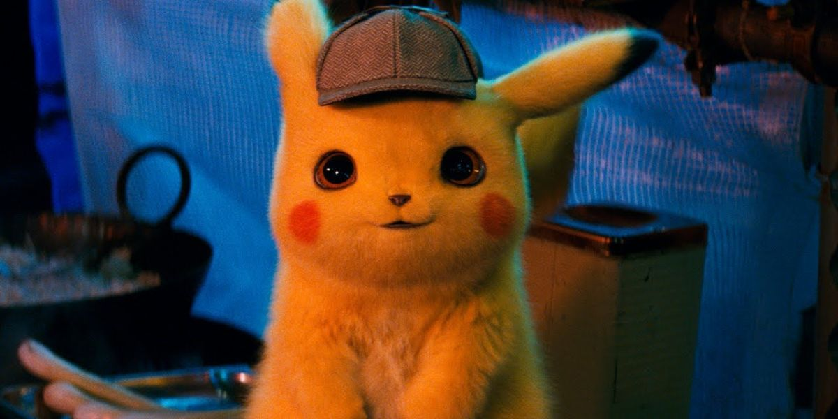 Why Ryan Reynolds Wanted To Make Detective Pikachu