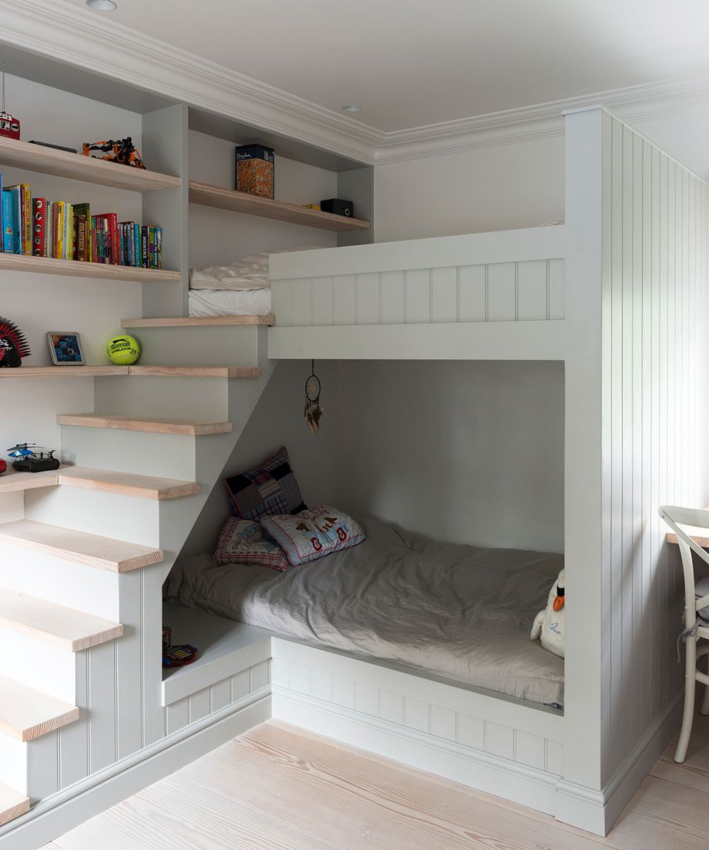 Small Bedroom Ideas For Kids 19 Ways To Make The Most Of Your Space Homes Gardens Homes Gardensdocument Documenttype