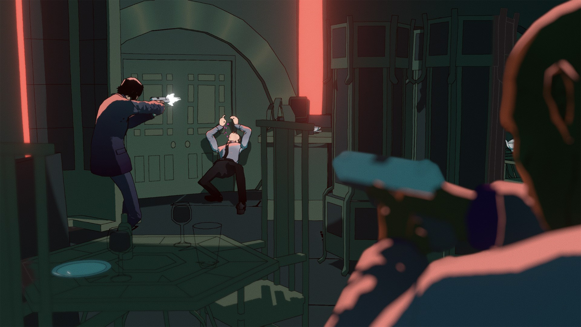 A turn-based John Wick game is coming