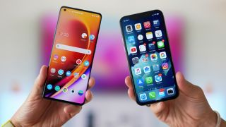 how to share files between android and iphone