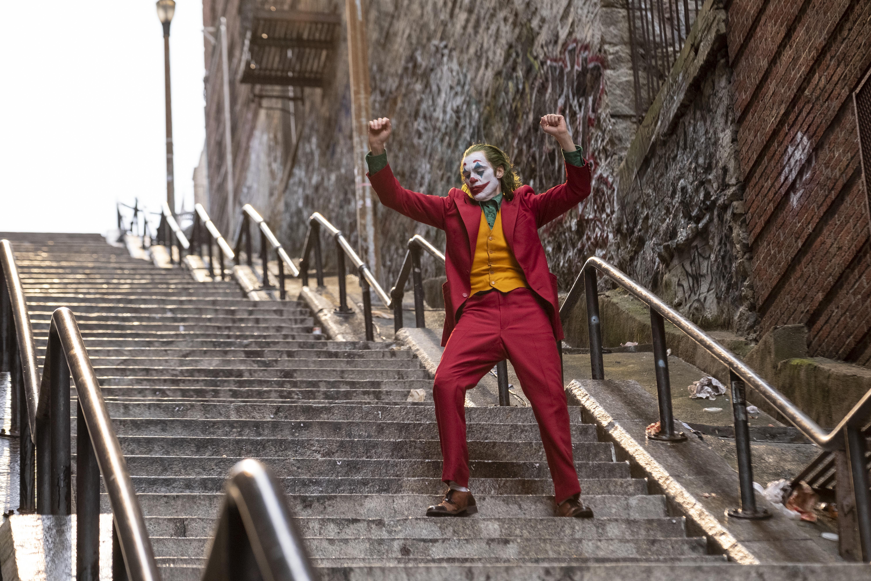 No laughing matter –Joker movie stills shot on Fujifilm X-T2 and Sony A9 | Digital Camera World