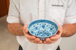 A rare 15th-century Chinese bowl bought for $35 at a yard sale was just sold for over $700,000.