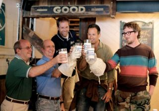 Dogfish Head Crew Cheers Moon Dust Beer