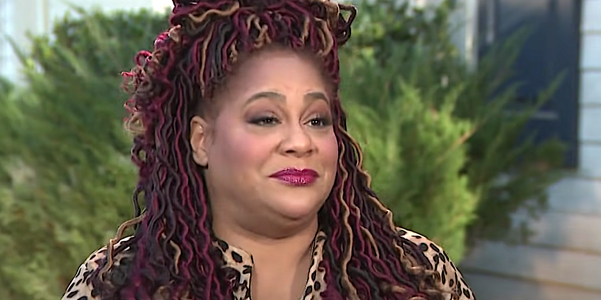 Kim Coles gives talk show interview