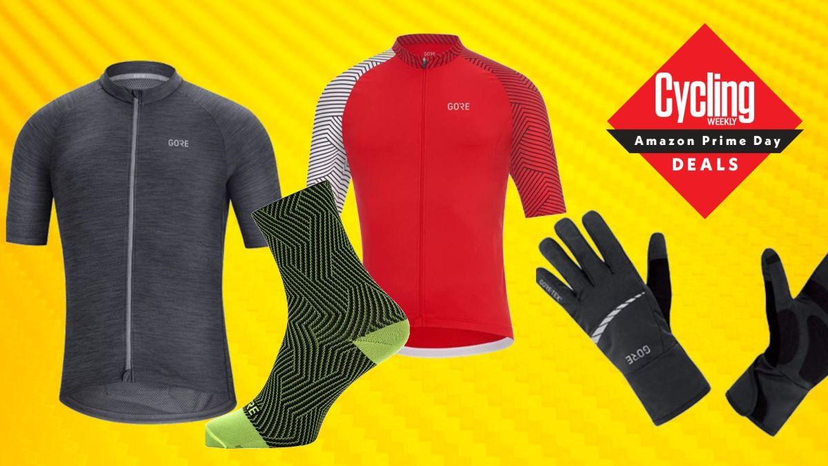 Amazon Prime Day: big savings on Gore jerseys, shorts, jackets and more