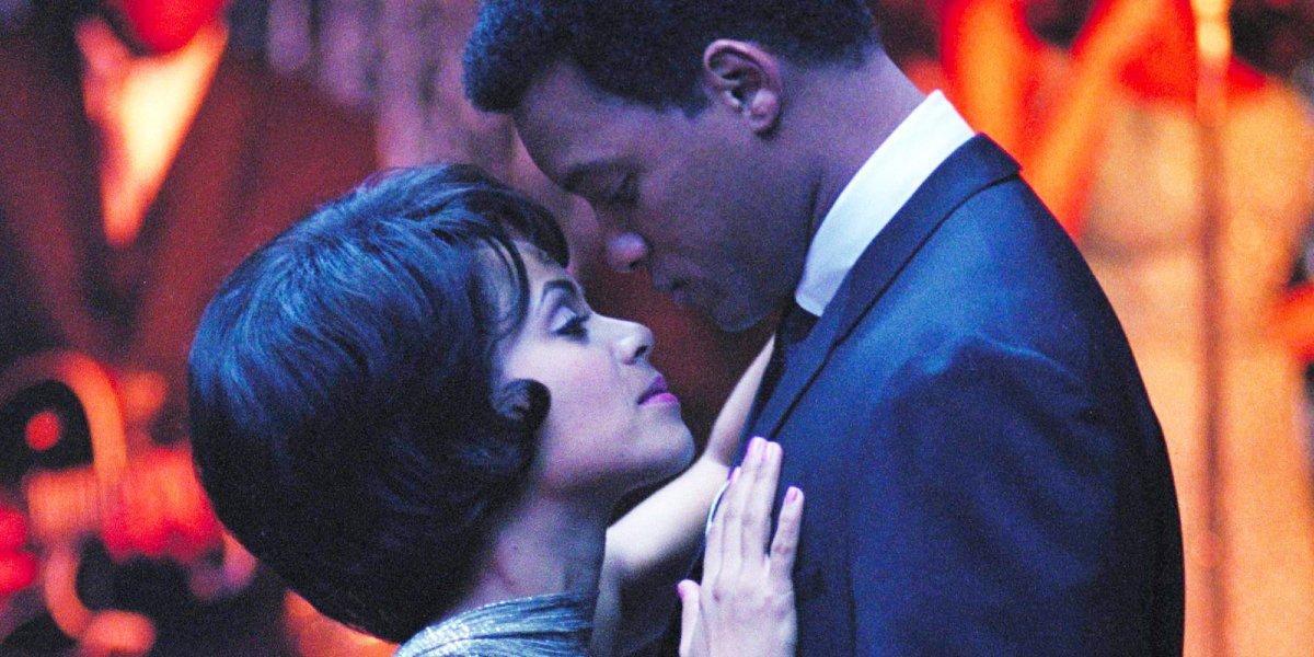 Jada Pinkett Smith and Will Smith in Ali