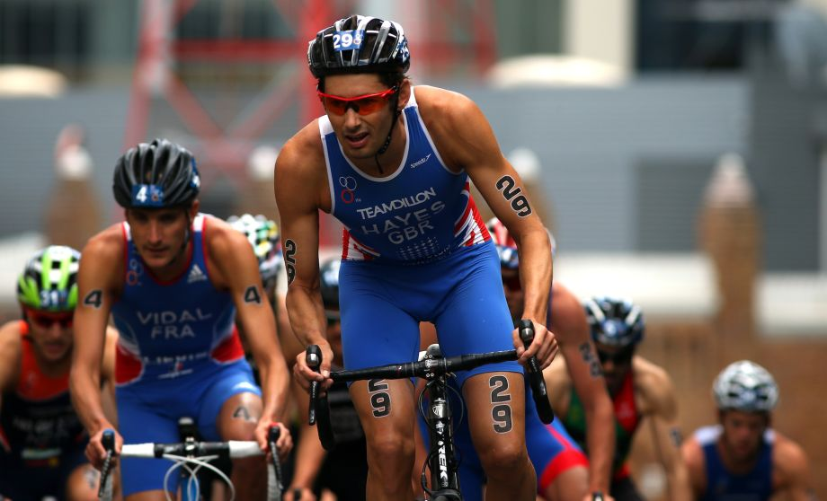 Olympian knocked of his bike by deer while riding in Richmond Park
