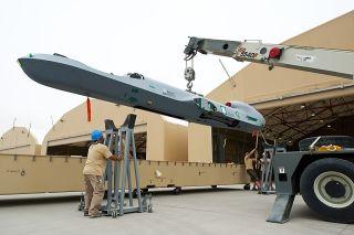 Reaper Drone's Fuselage