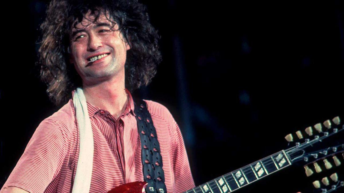 Jimmy Page criticises Phil Collins' contribution to Led Zeppelin's Live Aid show