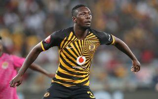 Kaizer Chiefs defender Eric Mathoho