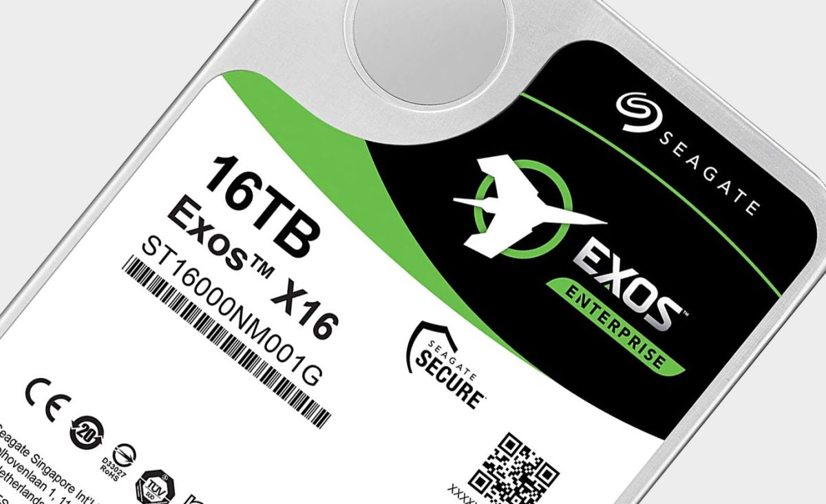 Seagate's 16TB drive shines in latest HDD reliability report, but more data is needed