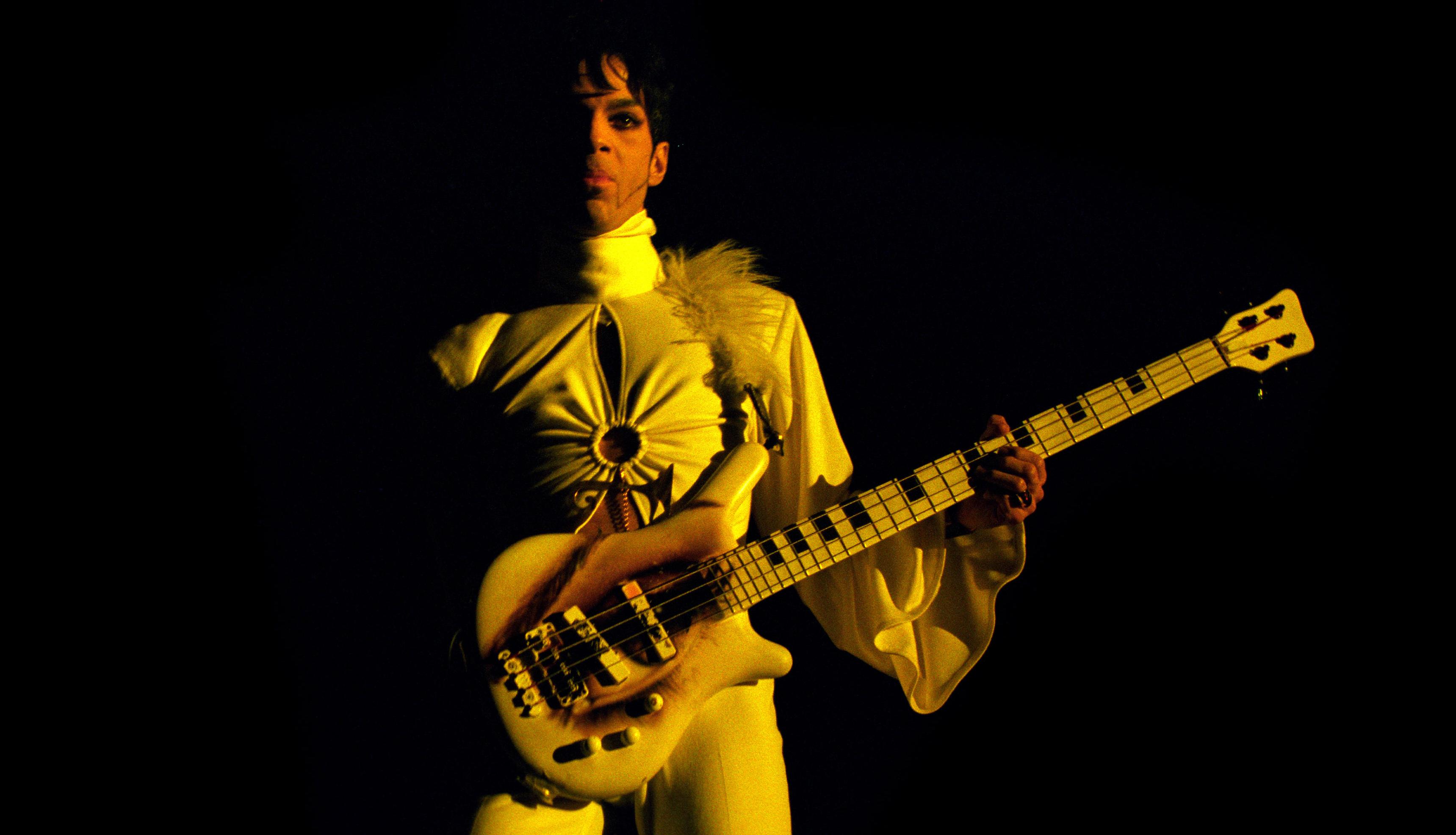 Prince: requiem for a bass hero | Guitar World