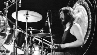 A new book interviews 30 drummers about the brilliance of Bonzo - here's Mike Portnoy