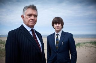 Martin Shaw: Whisky's quite an influence on Gently