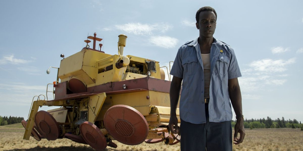 Ato Essandoh in Tales From the Loop
