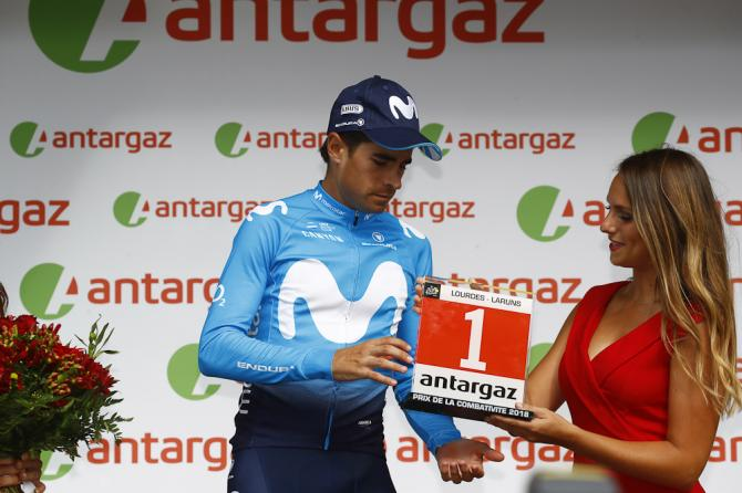 Mikel Landa was 'most combative' on stage 19