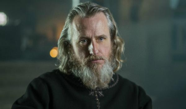 Vikings King Ecbert Linus Roache History