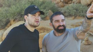 Liam and Ant