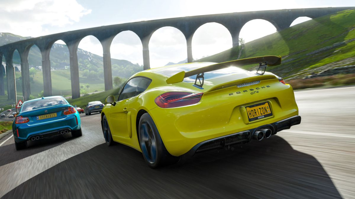 Forza Horizon 4 Review Rolling Hills And Changing Seasons
