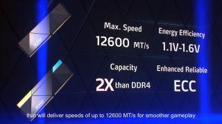 Adata XPG 12600MT/s DDR5