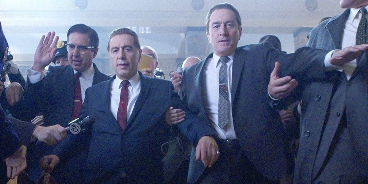 Watch The Irishman On A Phone? Martin Scorsese Has Thoughts About Viewing  His Netflix Movie