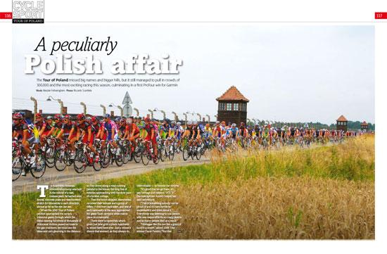 Tour of Poland, Cycle Sport November 2010