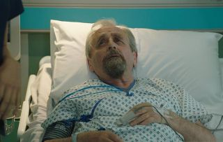 Sylvester McCoy in Holby City