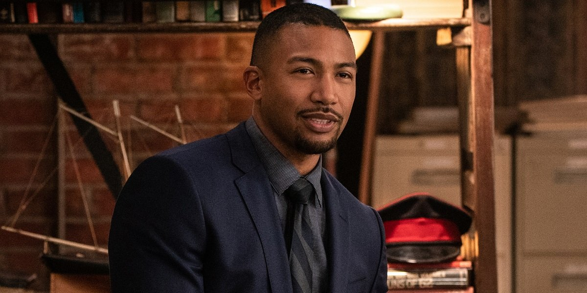 Charles Michael Davis Quentin Carter NCIS: New Orleans