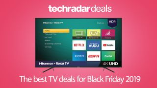 4k tv deals black friday uk