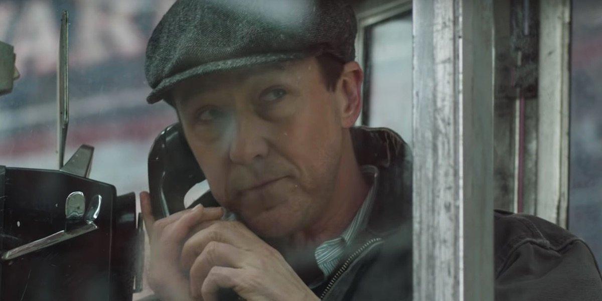 Motherless Brooklyn Trailer Has Edward Norton Back In A Starring Role
