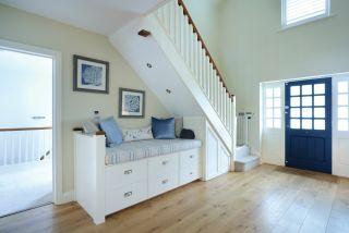 built in under stair storage ideas