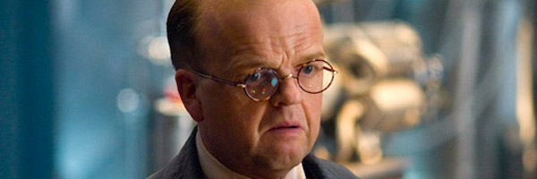 Toby Jones in Captain America: The First Avenger