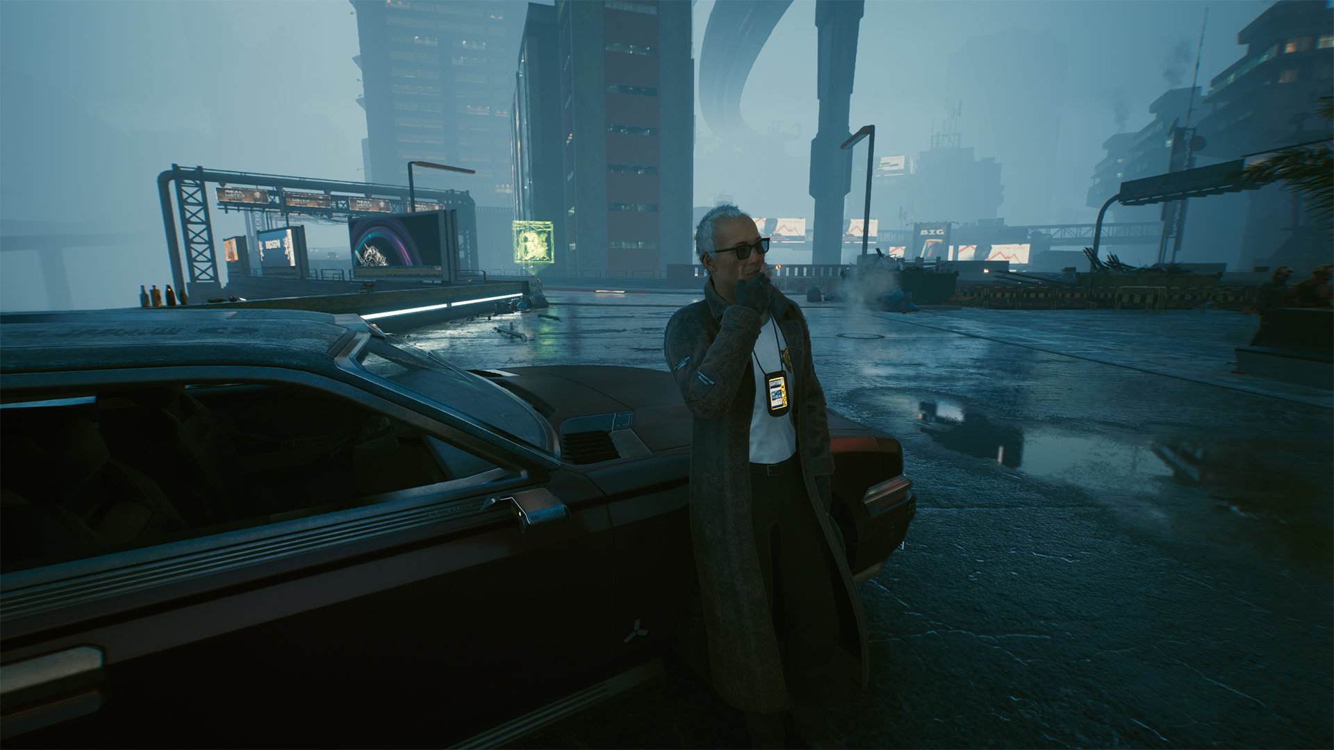 Cyberpunk 2077 I Fought The Law