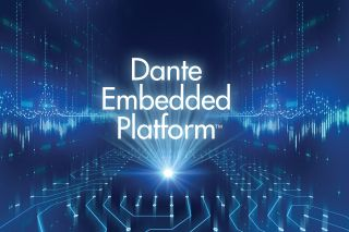 Dante Embedded Platform by Audinate