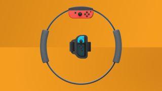 promo Nintendo Ring Fit Adventure