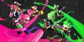 Splatoon 2's Next Splatfest Is All About Terrible Holiday Presents