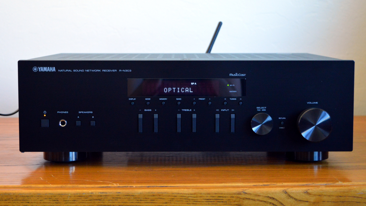 Yamaha R-N303 audio receiver review | TechRadar