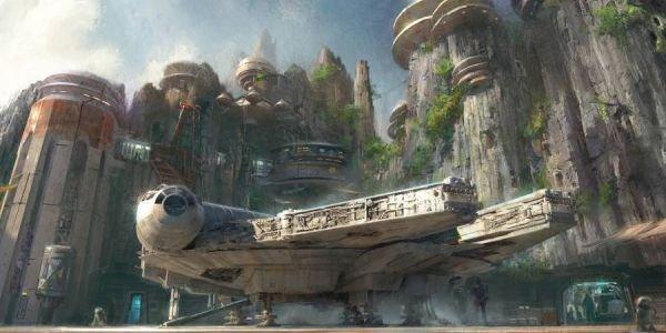 When Star Wars Galaxy's Edge Will Open At Disneyland And Disney World