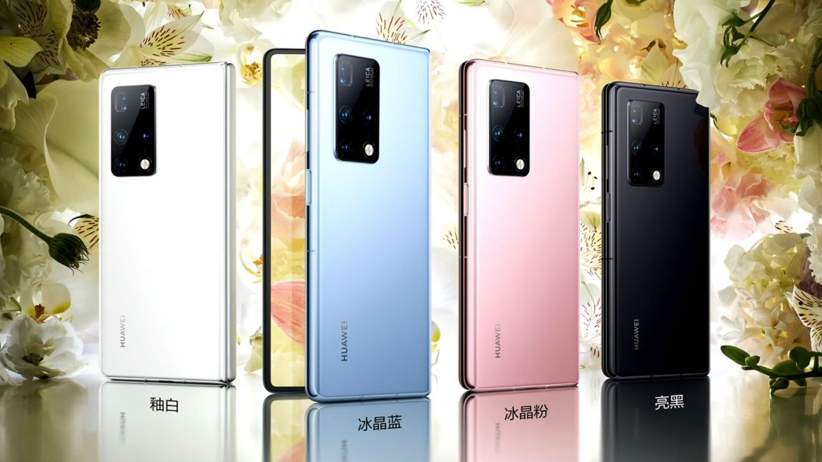 Huawei Mate X2 launched as a super-pricey foldable phone with top specs