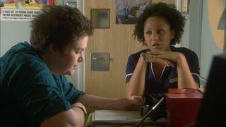 Doctors' Danielle: 'People buy into Freya & Mandy'