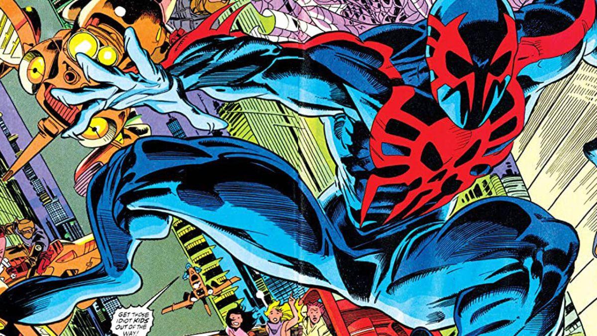 Looking back at the original Spider-Man 2099 run with Peter David   GamesRadar+