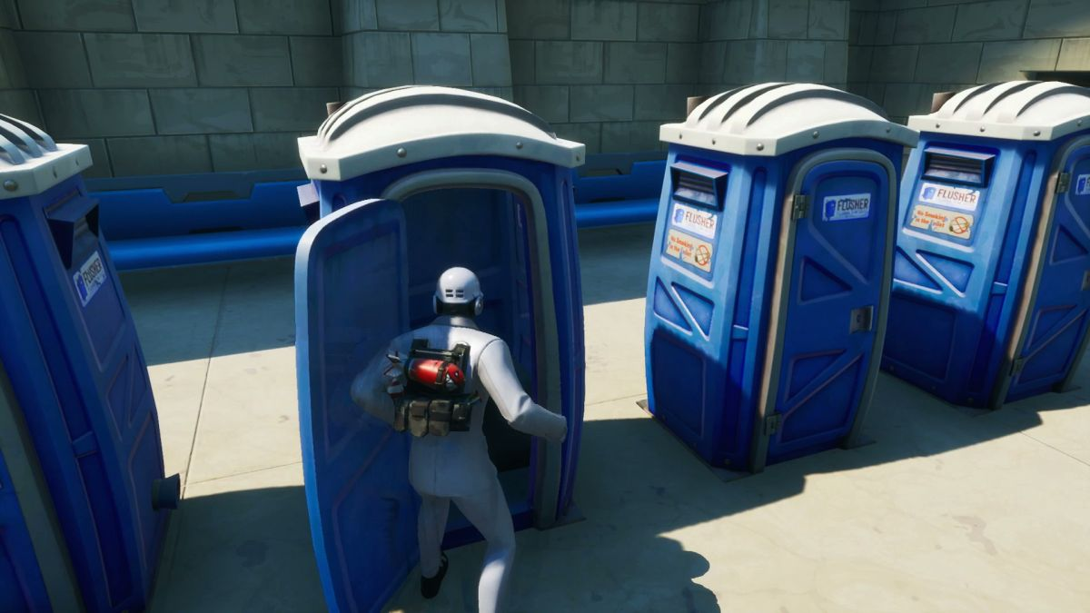 Fortnite Secret Passages locations: How to hide in Secret Passages in different matches