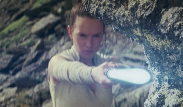 Rey in training