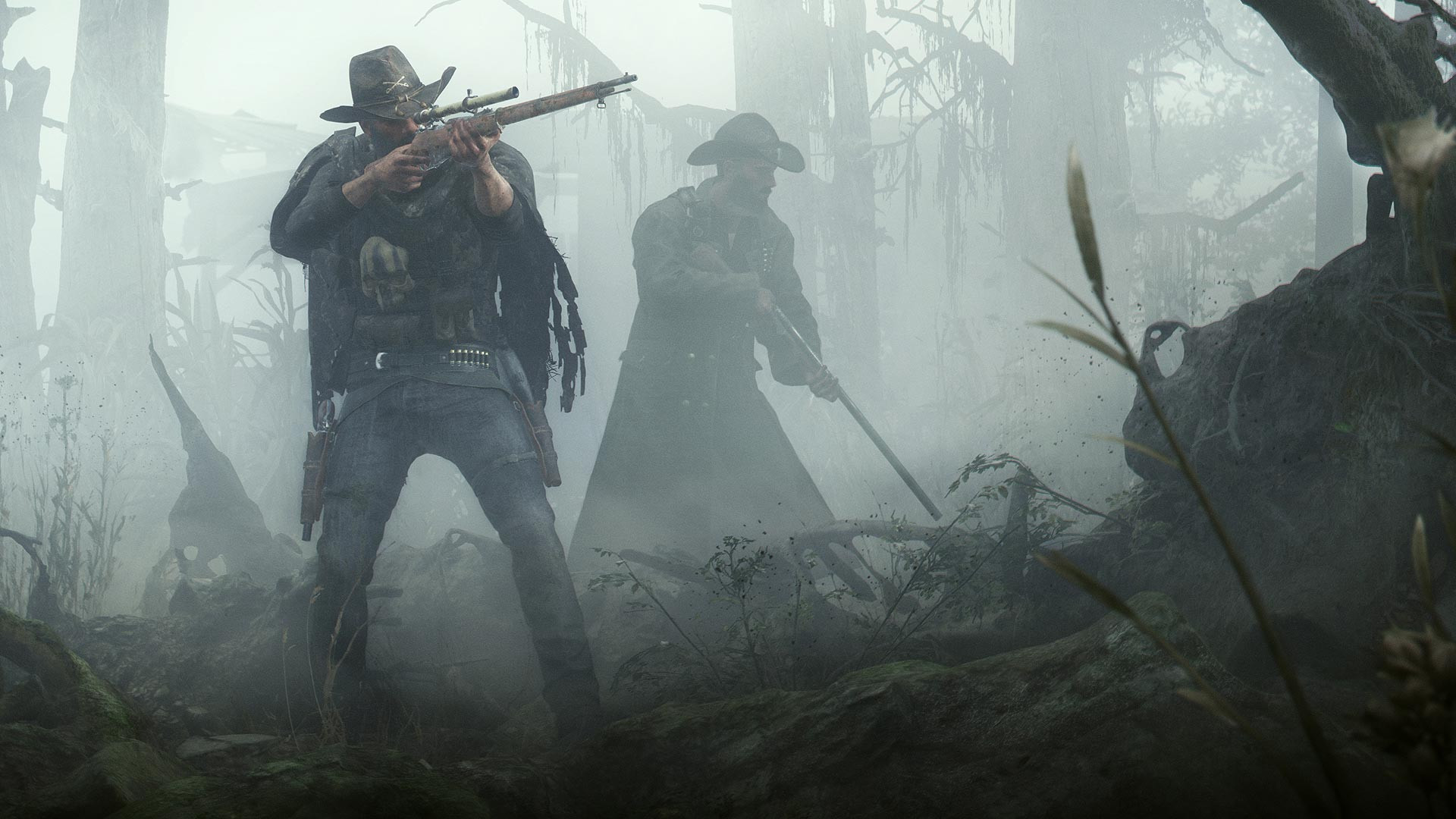 Huge Hunt: Showdown update overhauls the experience for new players