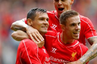 Soccer – Pre Season Friendly – Liverpool v Borussia Dortmund – Anfield